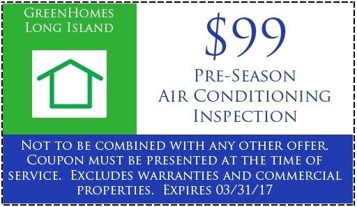 $99 Pre-Season AC Inspection, Expires March 31st